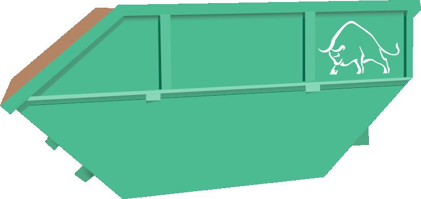 Бункеры для мусора 8м3