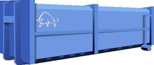 Сменный контейнер 20м3