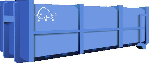 Сменный контейнер 25м3