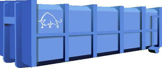 Сменный контейнер 35м3